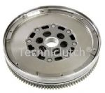 DUAL MASS FLYWHEEL DMF & CLUTCH KIT OPEL ANTARA 2.0 CDTI